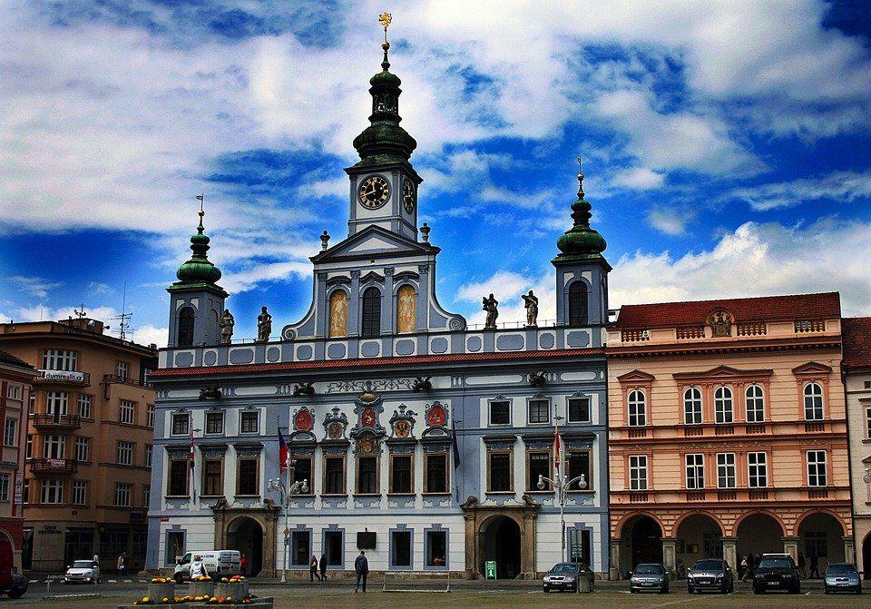 Чеське Будейовице, Чехія