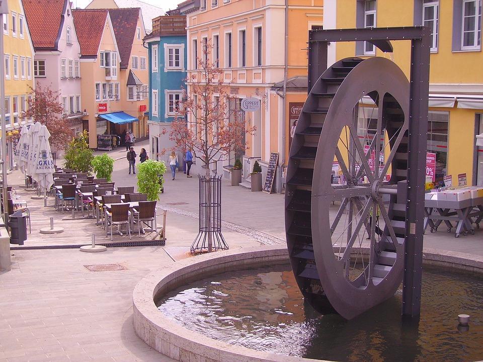 Кемптен, Німеччина