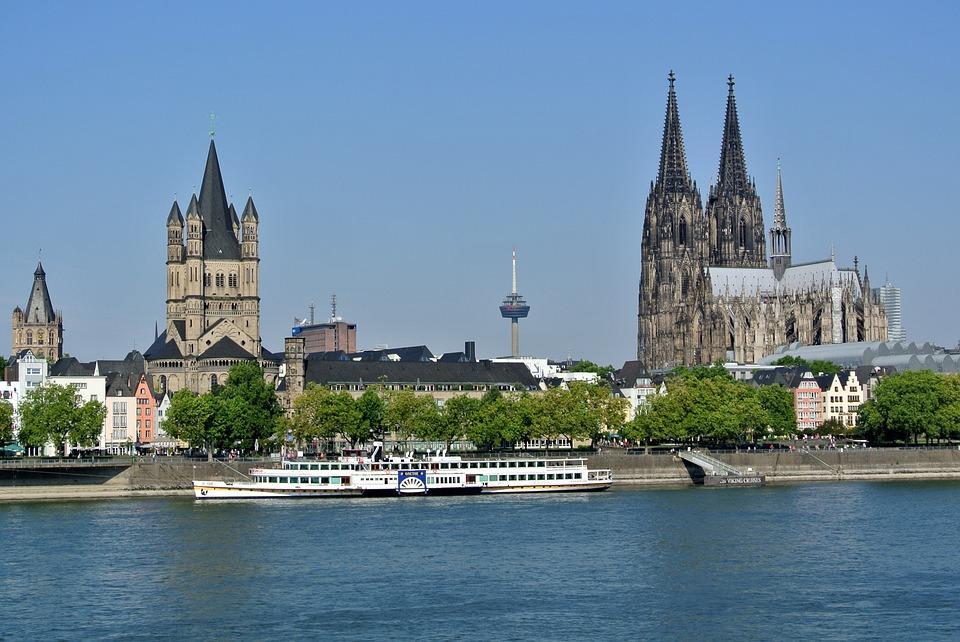 Кёльн, Германия