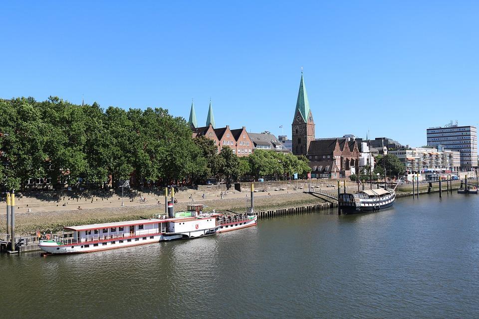Бремен, Германия