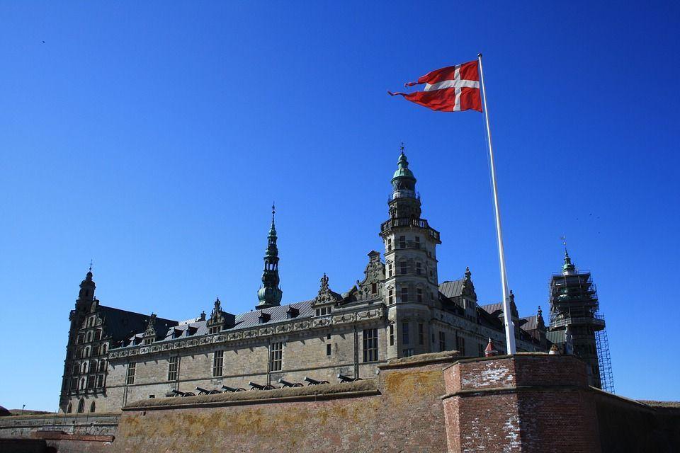 Кронборг, Данія