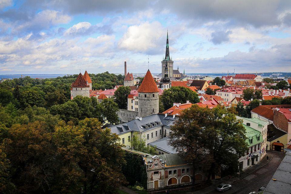 Таллінн, Естонія