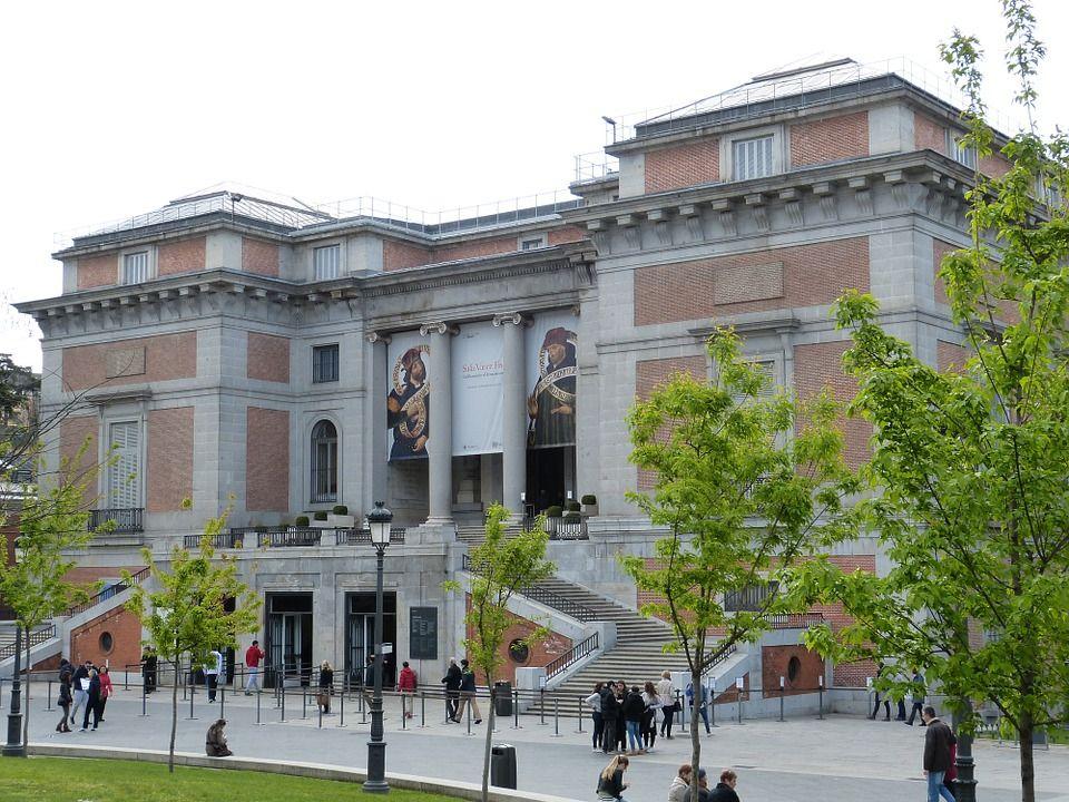 музей Прадо, Іспанія