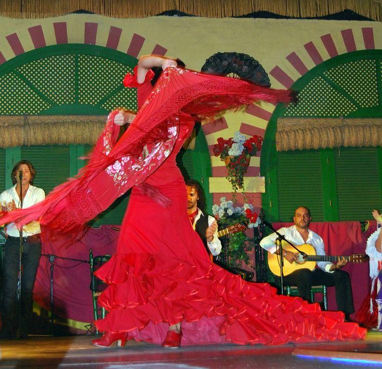 Фламенко шоу, Іспанія