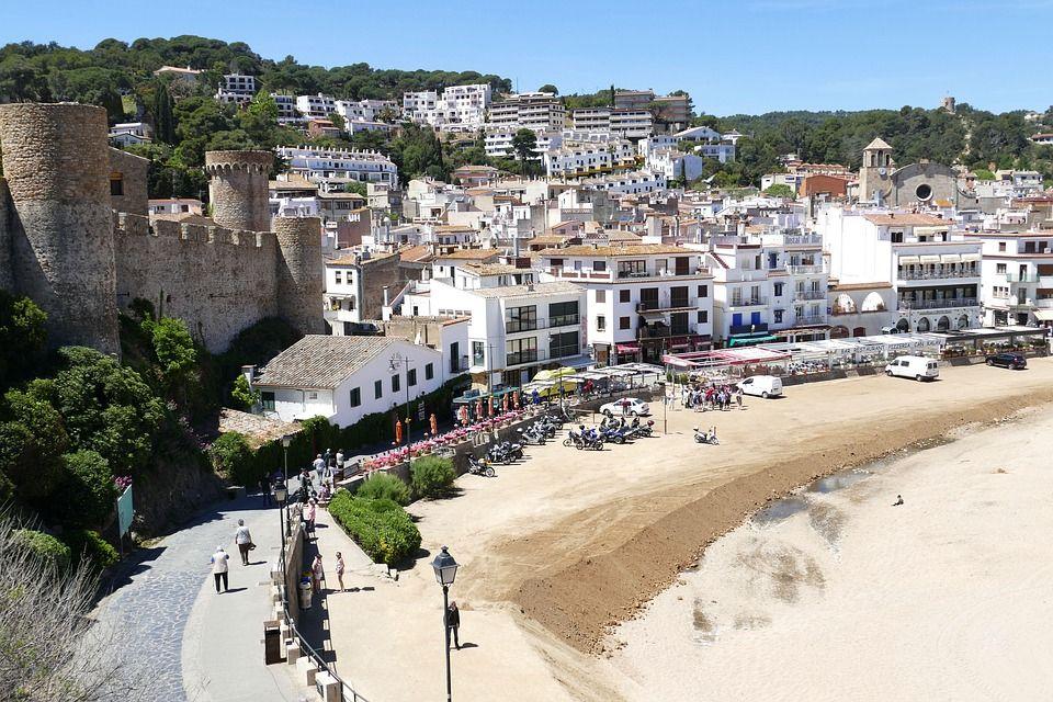 Тосса-де-Мар, Испания