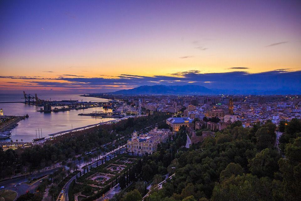 Малага, Испания