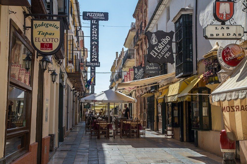Ронда, Іспанія