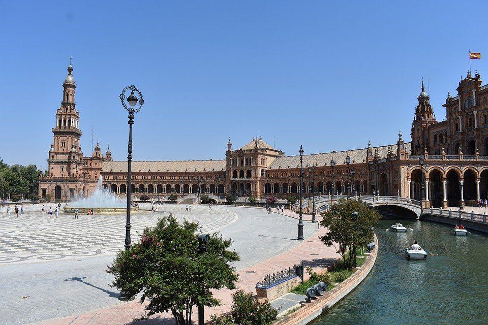 Севилья, Испания