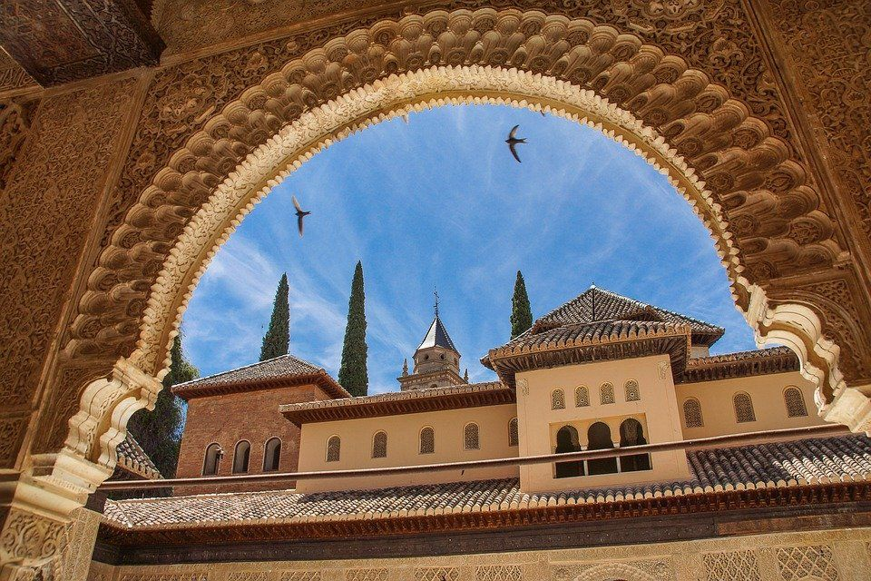 Гранада, Іспанія
