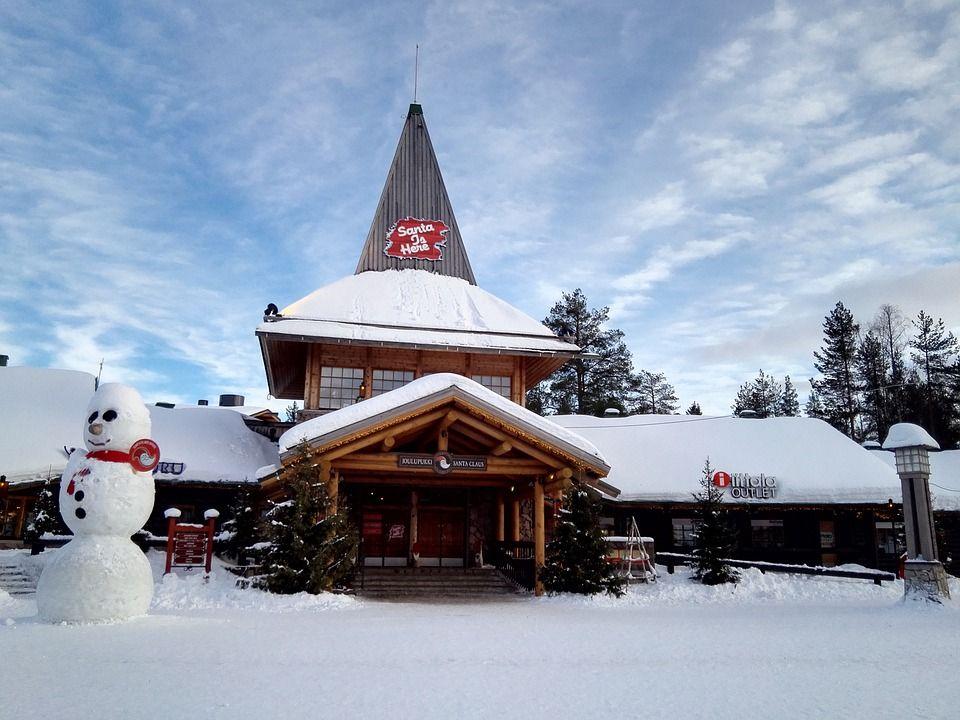 Санта Парк, Финляндия