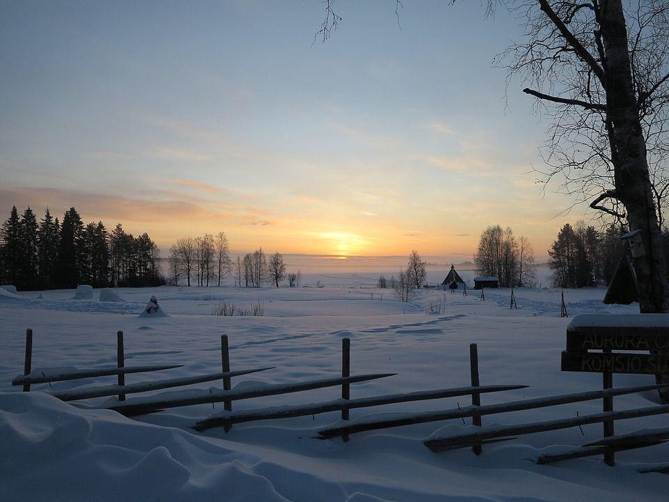 Рованиеми, Финляндия