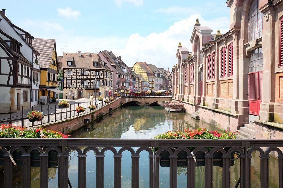 Кольмар, Франція