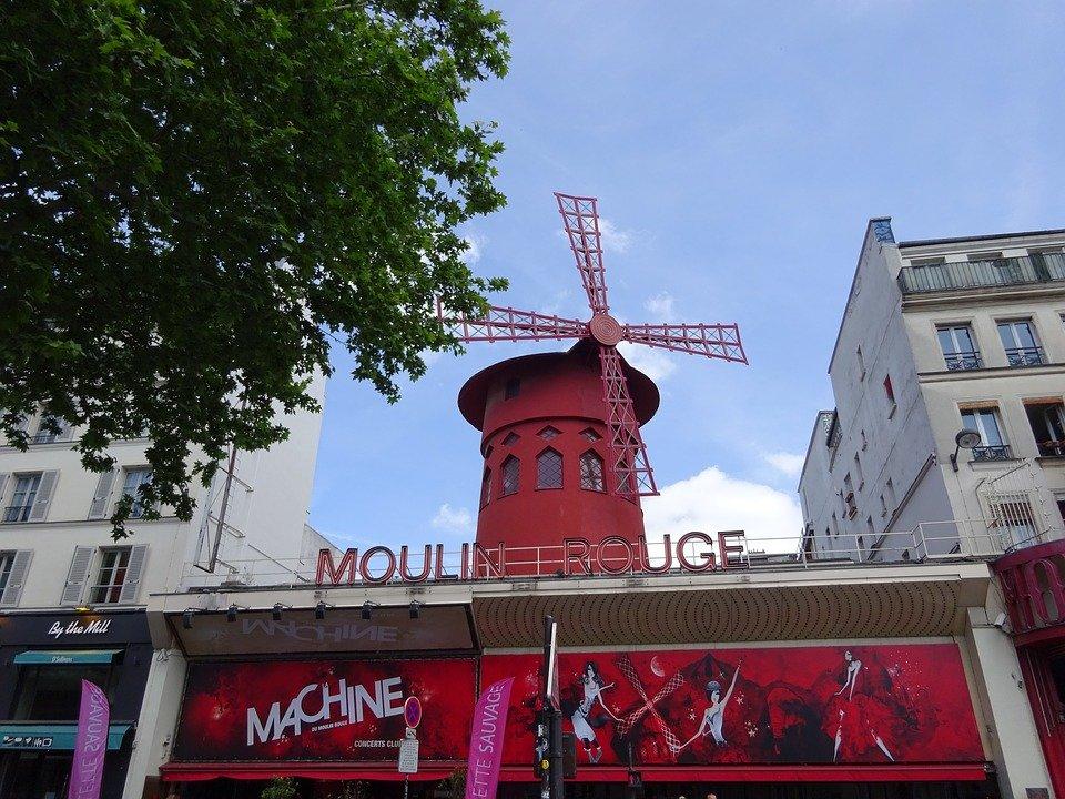 Мулен Руж, Франция
