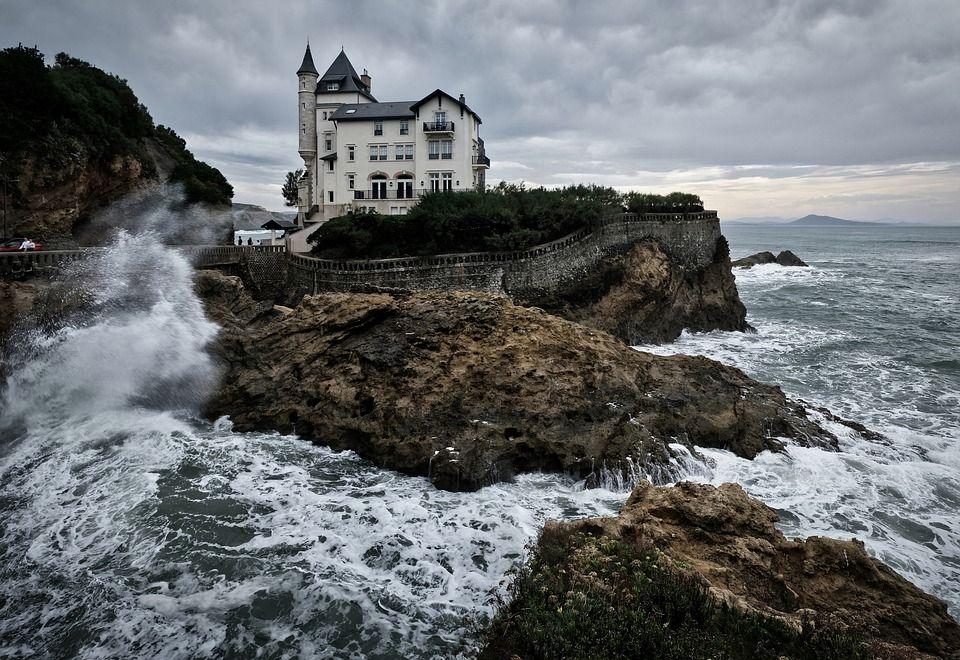 Біарріц, Франція