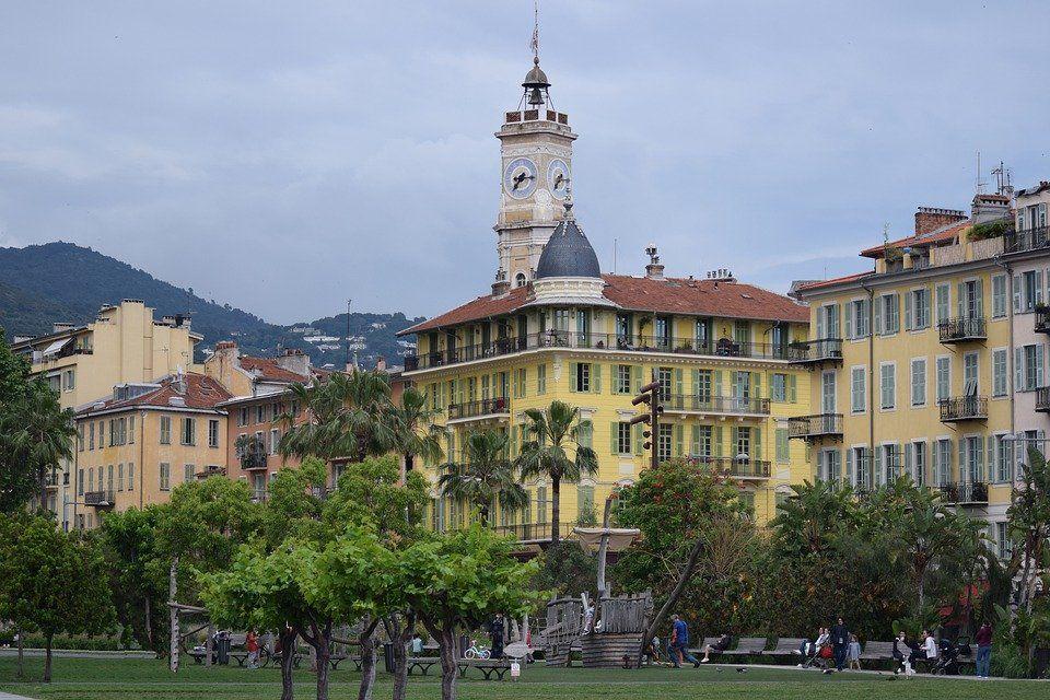 Ницца, Франция