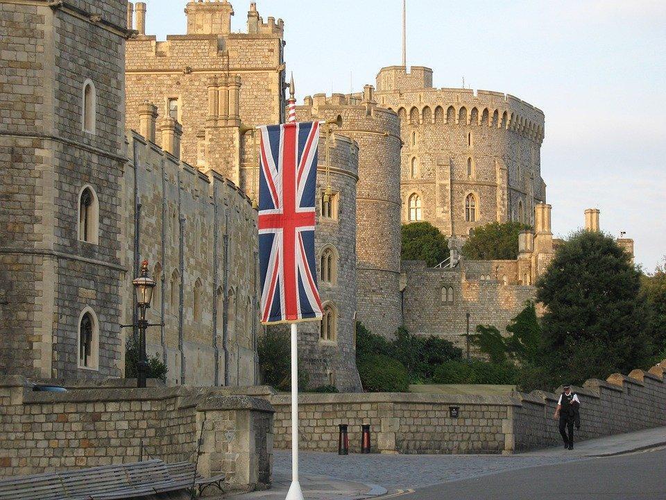 Віндзорський замок, Великобританія