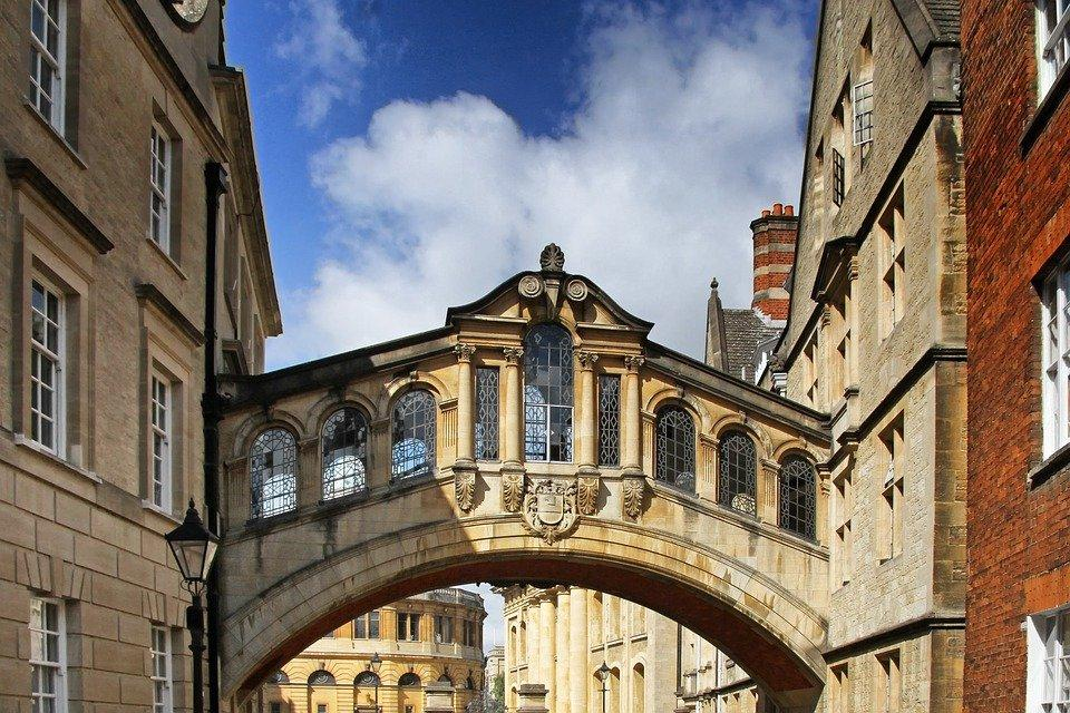 Оксфорд, Великобританія