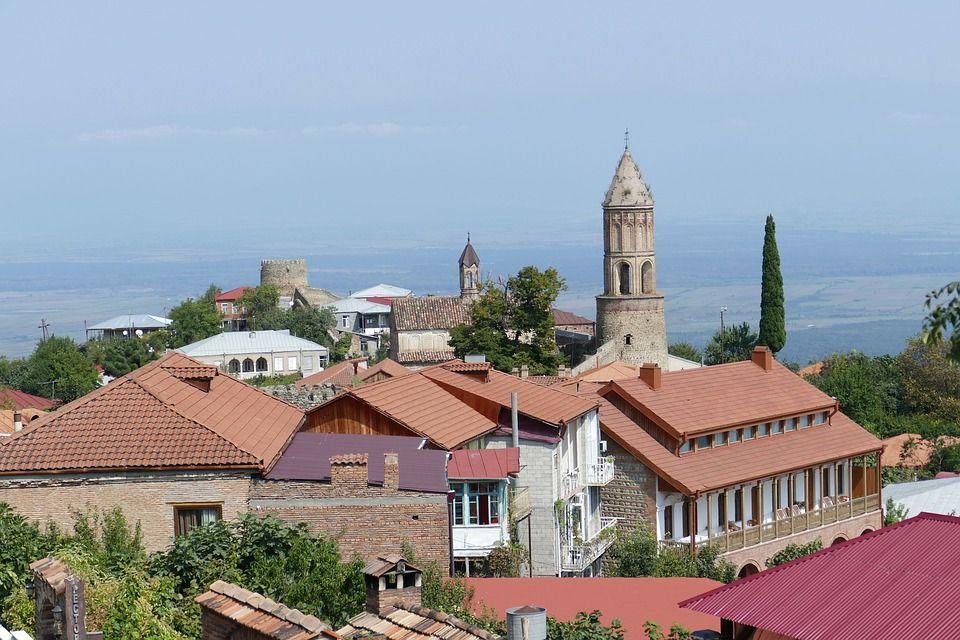 Кахетия, Грузия