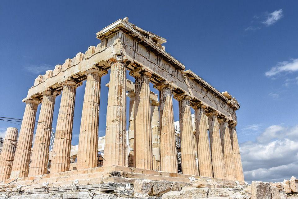 Акрополь, Греція