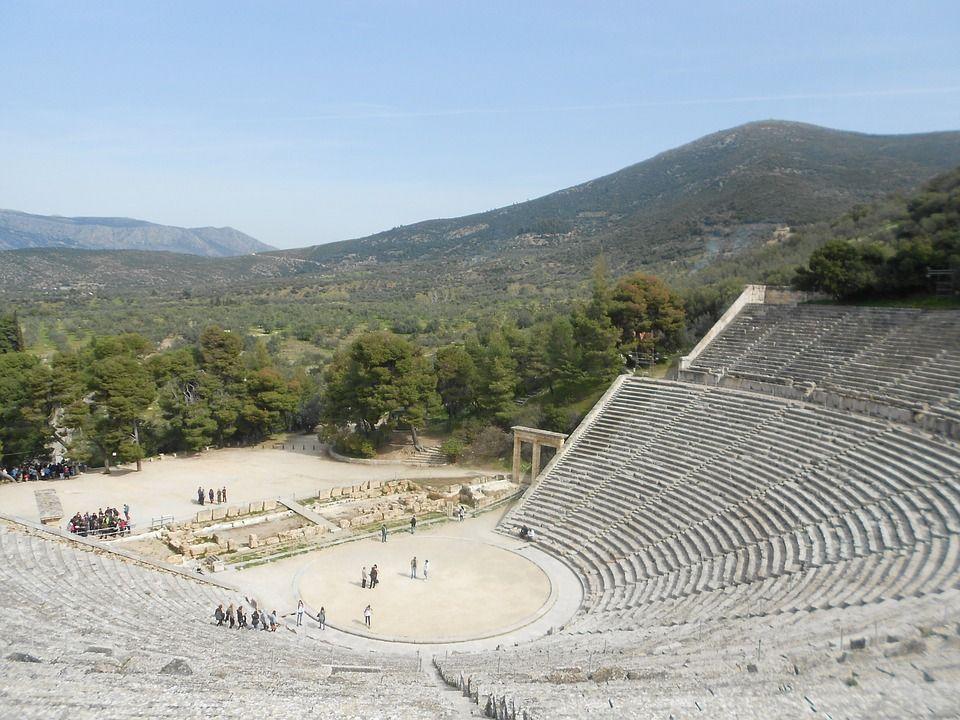 Епідавр, Греція