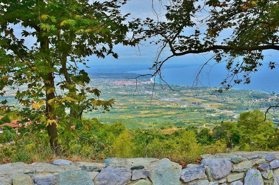 Платамонас, Греція