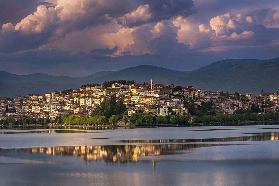 Касторія, Греція