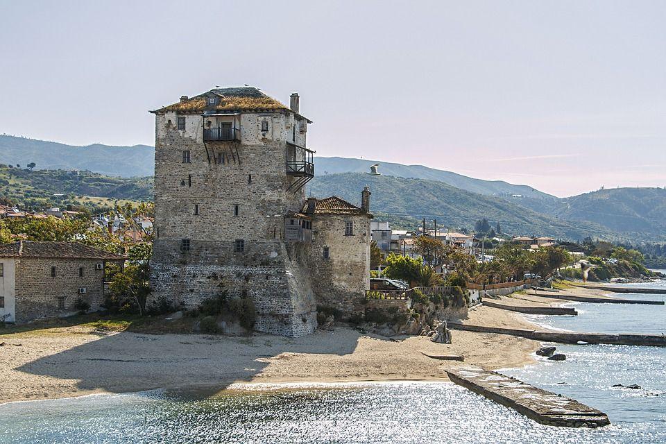 Афон, Греція