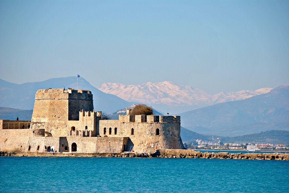 Нафпліон, Греція