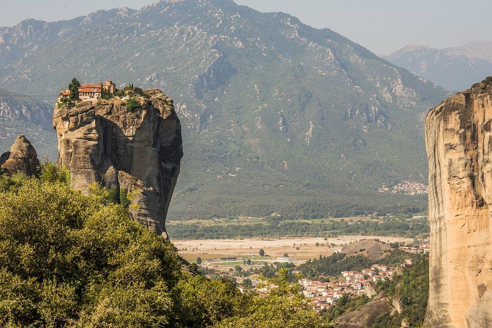 Метеори, Греція