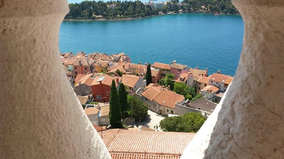 Ровінь, Хорватія