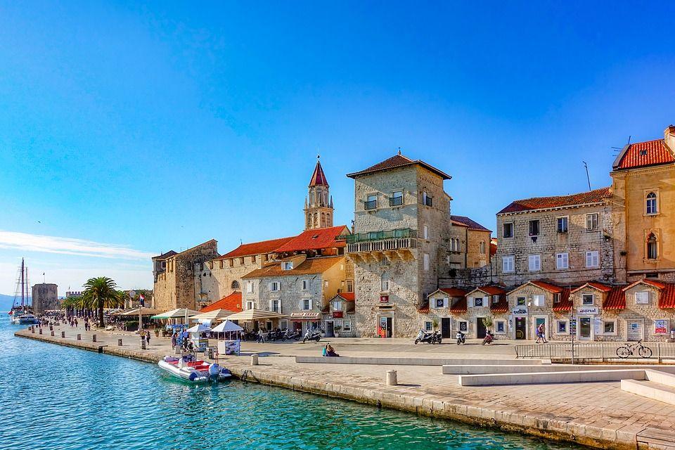 Трогір, Хорватія