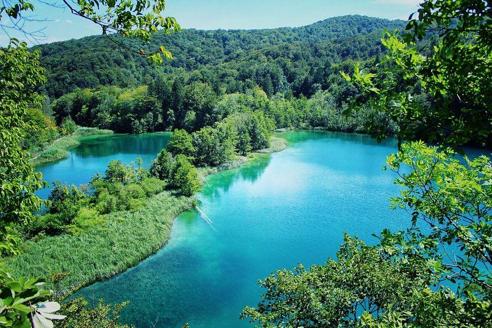 Плітвіцкие озера, Хорватія