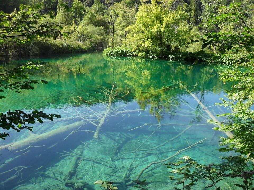 Плитвицкие озёра, Хорватия