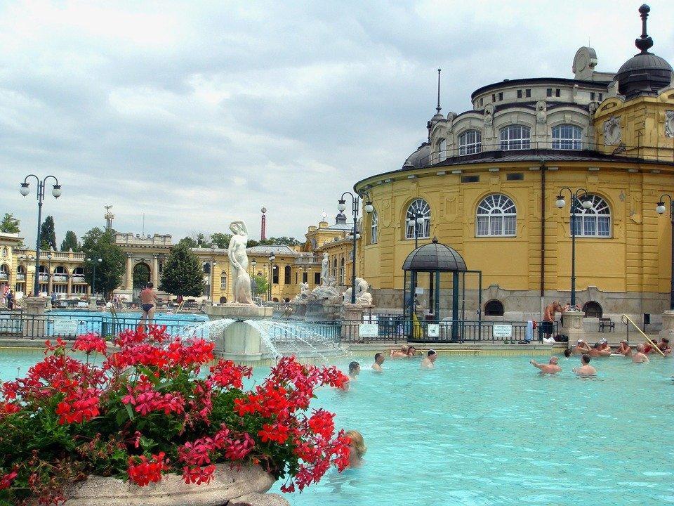Купальни Сечени, Венгрия