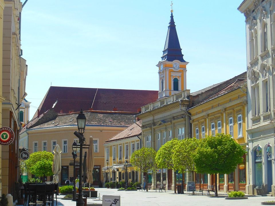 Секешфехервар, Угорщина