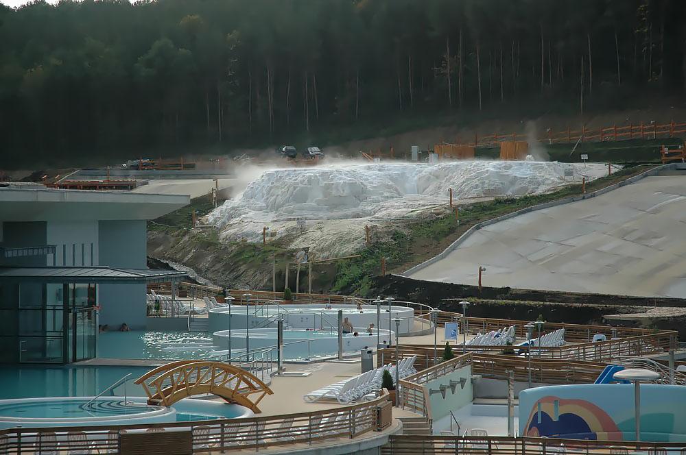 купальні Егерсалок, Угорщина