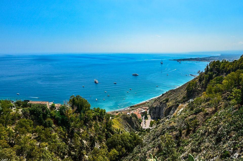 острів Сицилія, Італія