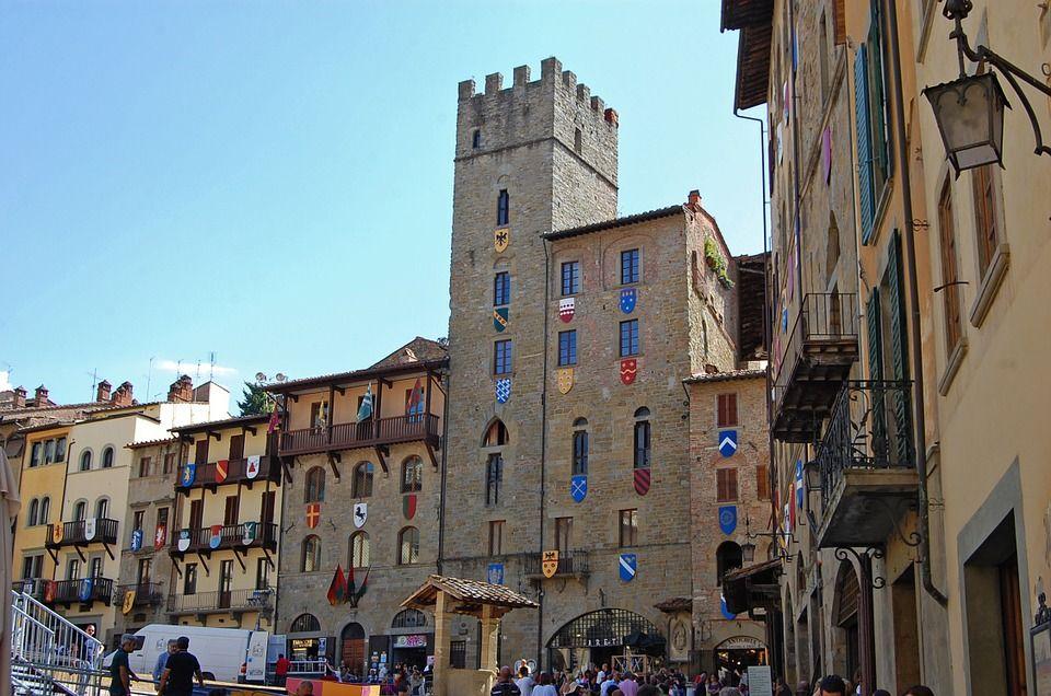 регион Тоскана, Италия