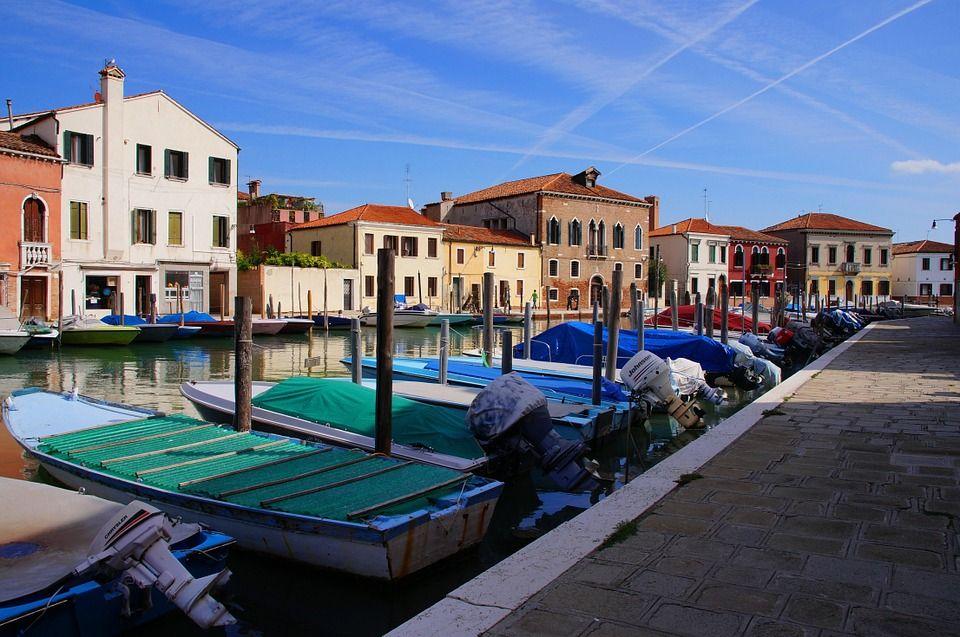 Острови Мурано та Бурано, Італія