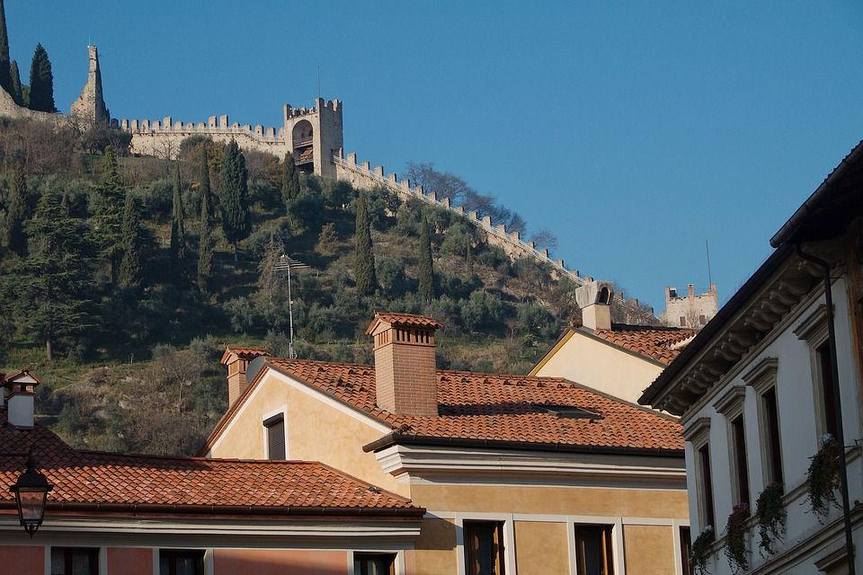 Віченца, Італія