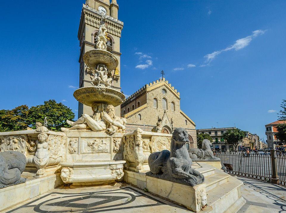 Мессіна, Італія