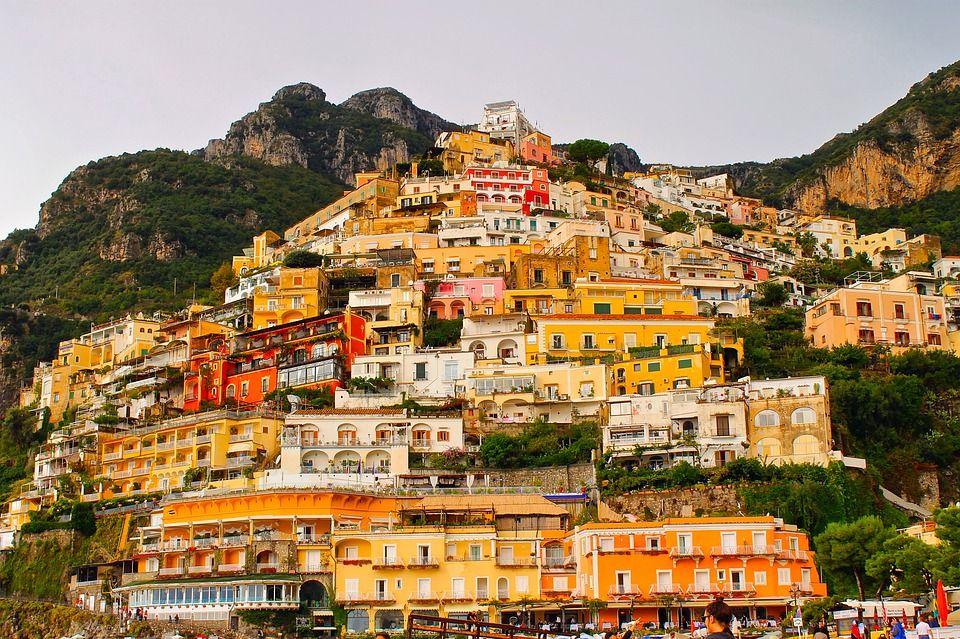 Позітано, Італія