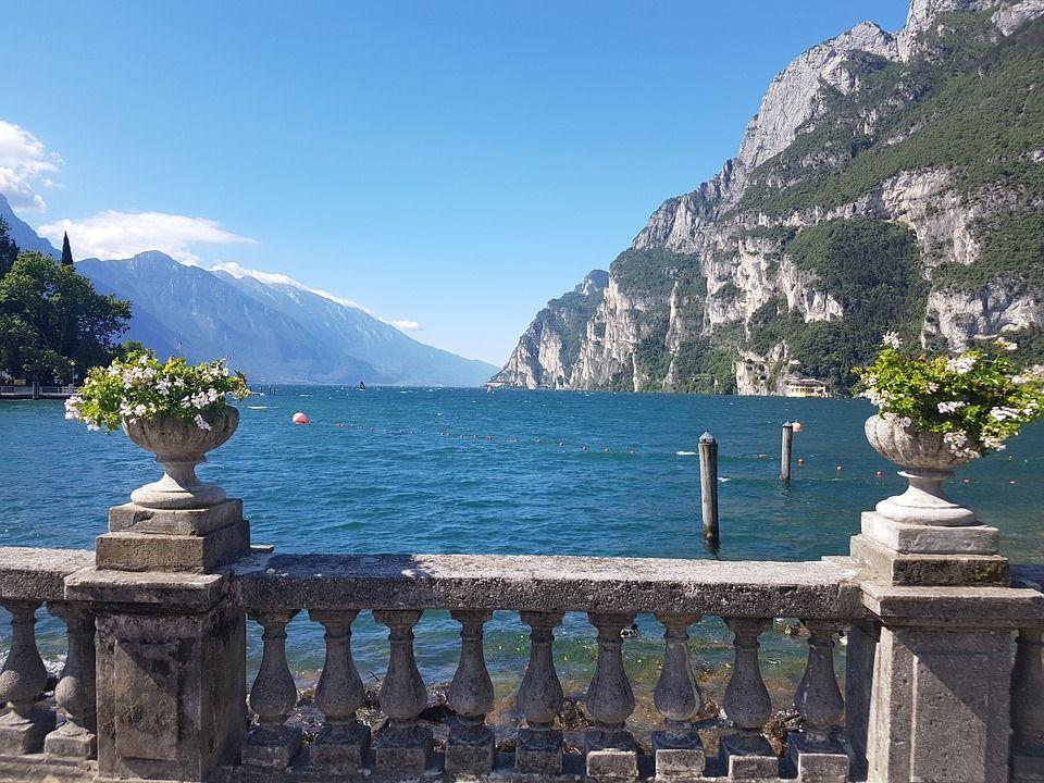 озеро Гарда, Італія