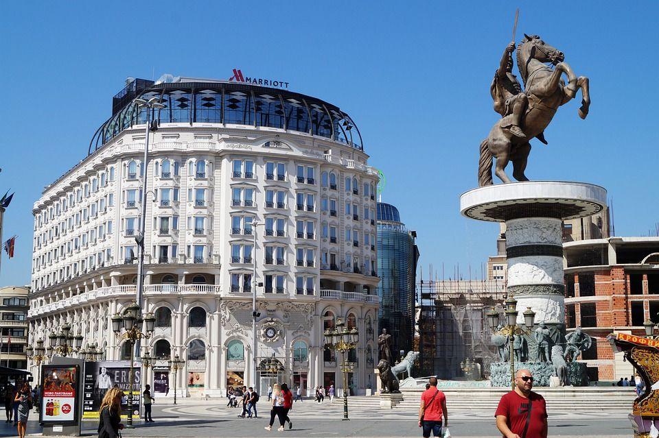 Скопье, Северная Македония