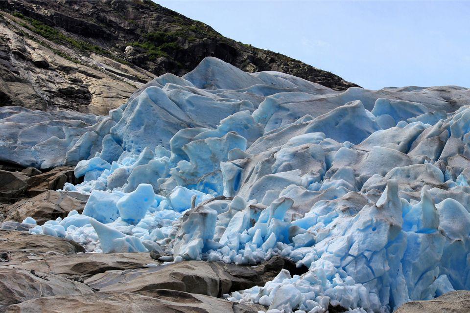 Льодовик Нігардсбрін, Норвегія