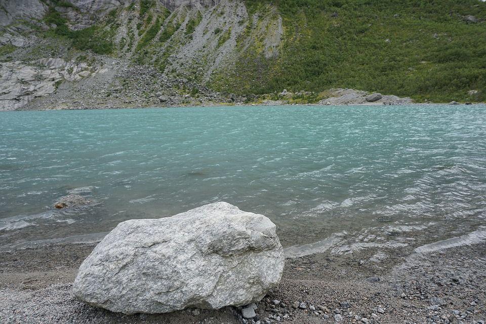 Льодовик Бріксдайл, Норвегія