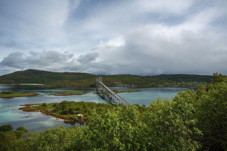 Атлантична дорога, Норвегія