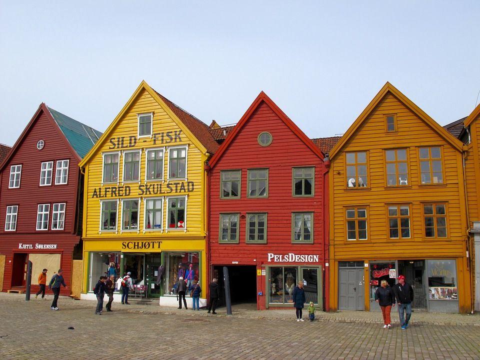 Берген, Норвегия