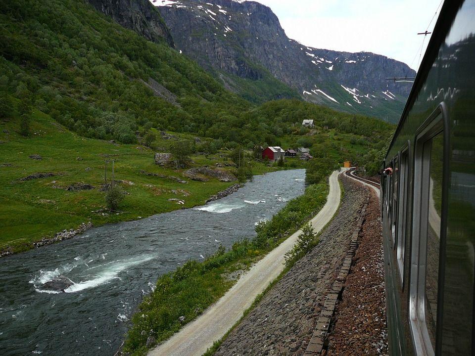 Флом, Норвегія