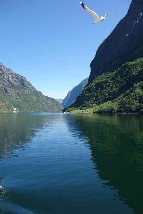 Согне-фіорд, Норвегія